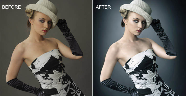 How to Retouch Fashion Photography in Photoshop - PHLEARN 96